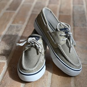 Sperry boat shoes wm 5.5 (Like New)